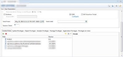 HANA XS Dynamic Job Scheduling through UI5 application the Easy Way