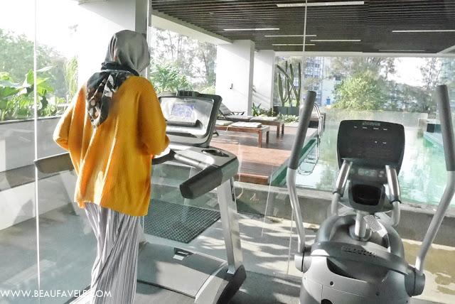 Gym center di Posto Dormire Hotel