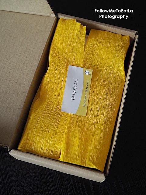 TAPAULAH Festive Gift Boxes  RM 55*