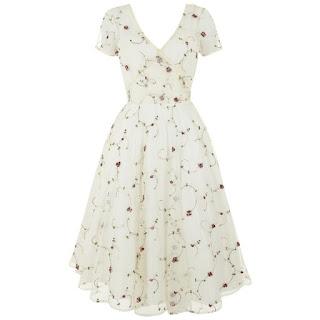Wedding guest dress | Nina Swing Dress by Collectif