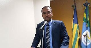 O vereador Odair Holanda tem requerimento e indicação reprovados pela Câmara de Guadalupe do Piauí