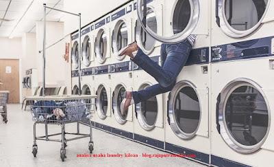 Analisa Usaha Laundry Kiloan
