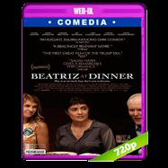 Una cena incómoda (2017) WEB-DL 720p Audio Dual Latino-Ingles