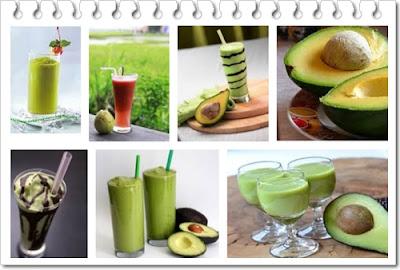 manfaat jus buah alpukat