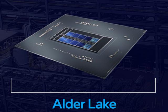 معالجات انتل Alder Lake