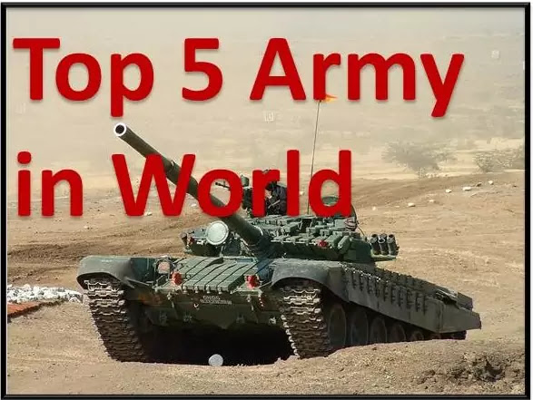 Top 5 Army in World