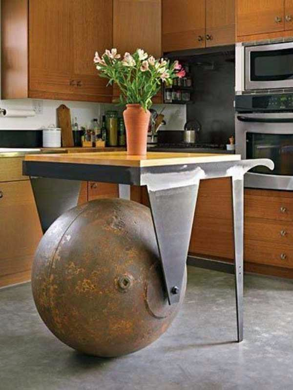 DIY Industrial Furniture ideas for your home - Diy Fun World