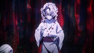 鬼滅の刃アニメ 十二鬼月 下弦の伍 累(CV.内山昂輝) | Demon Slayer Twelve Kizuki Rank 5. Rui