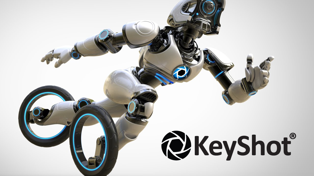 KeyShot 3D Rendering Free Download | Layth Jawad