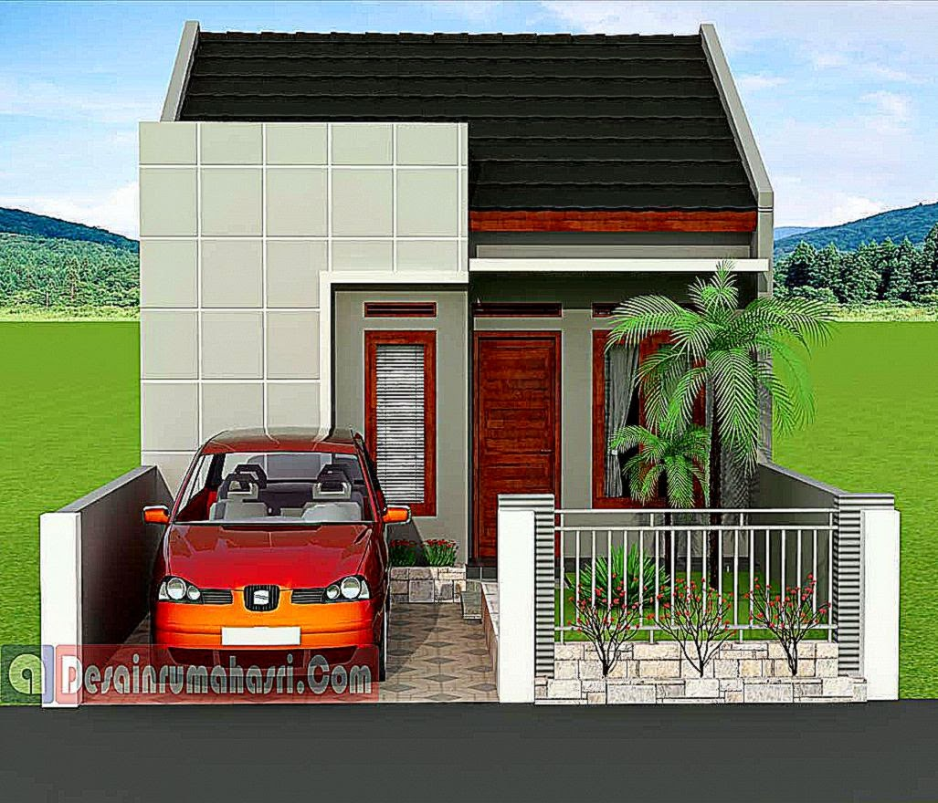 Gambar Rumah Minimalis Ukuran Type 36