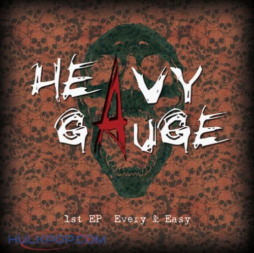 Heavy Gauge – Every&Easy – EP