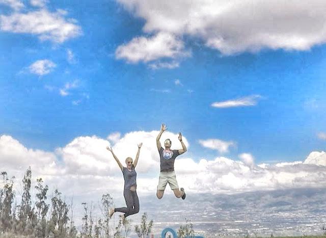 Michi-um-die-Welt Parque-Metropolitano Eukalyptus Weltreise Worldtrip Ecuador
