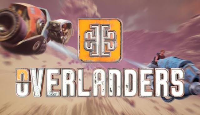 Overlanders is an aggressive hover-racer, where YOU chase the monster. Experience fast-paced multiplayer racing, with weapons, power-ups and more….