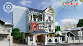 Biệt thự 3 tầng đẹp mái thái tân cổ điển nhẹ nhàng ở Hà Nội - Mã số BT2630 - Ảnh 1