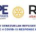 Phase 4 Hope For Venezuelan Refugees COVID-19 Response