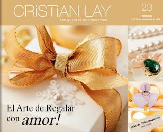 Catalogo cristian lay campaña 23 2016