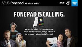 Asus - CONTEST - Win ASUS Fonepad 7