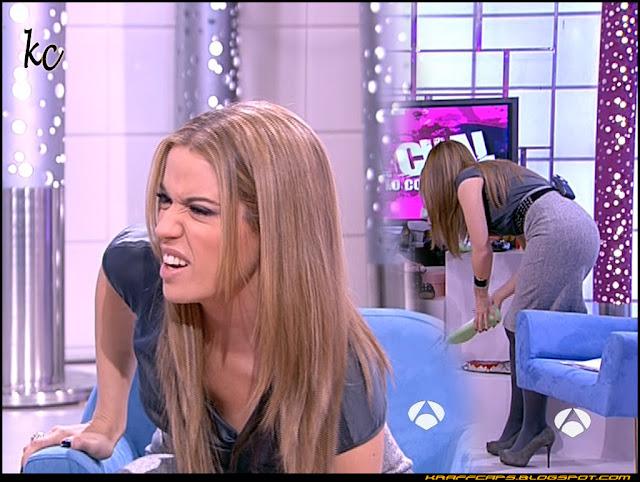 Cristina Lasvignes, culazo!