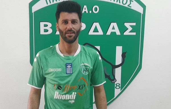 ΠΑΟ Βάρδας: Ανακοίνωσε την απόκτηση τεσσάρων νέων παικτών- Μπακατσέλος, Λαθύρης, Μελάτος και Μωραΐτης στο ρόστερ της ομάδας