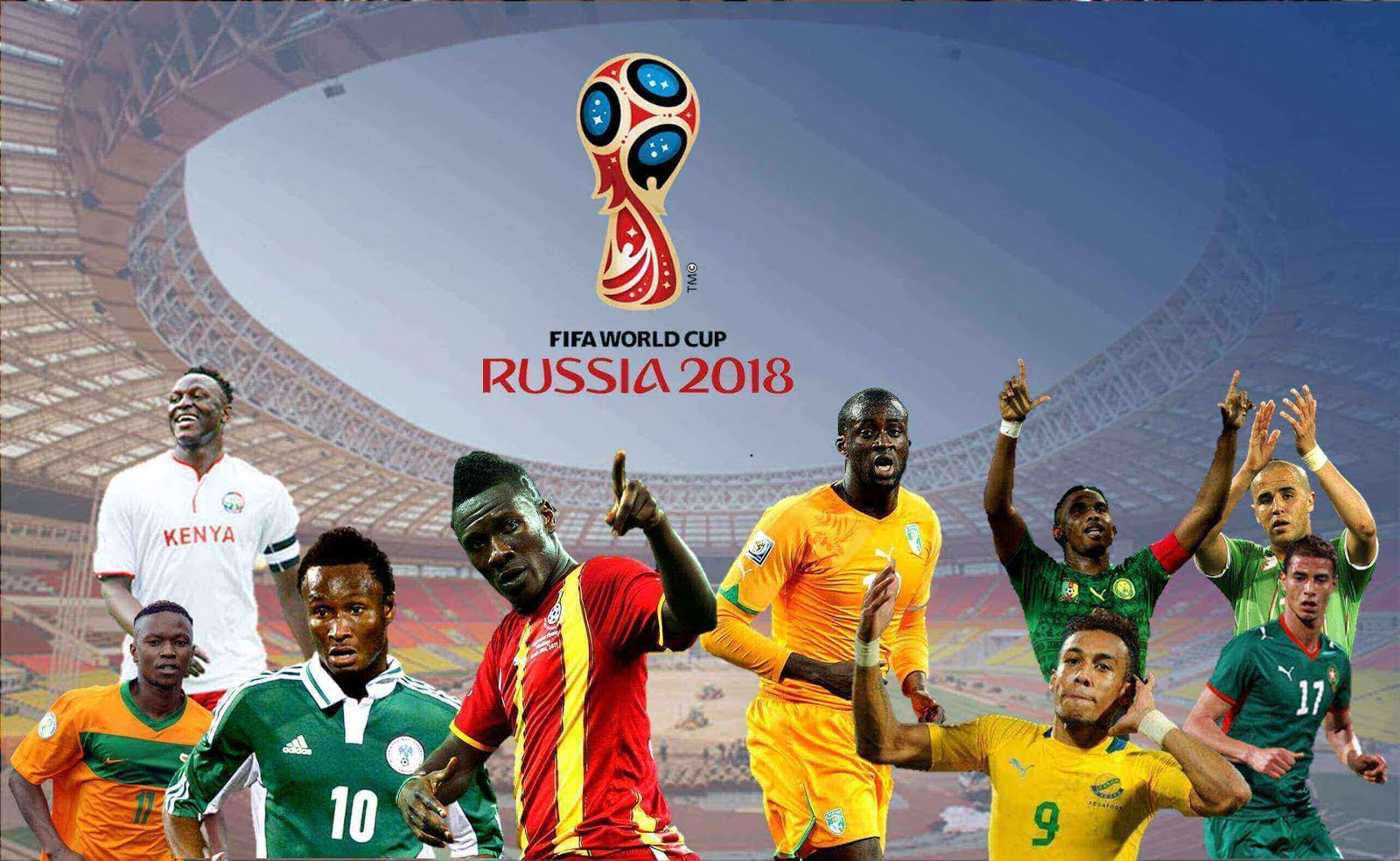 How to Watch FIFA World Cup 2018 online in Africa