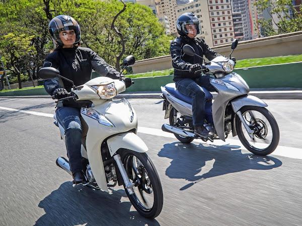 Média diária de vendas de motos pouco acima de 2.500 em março