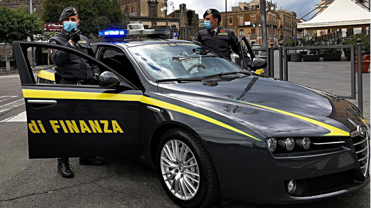 Guardia di Finanza controlli anti Covid