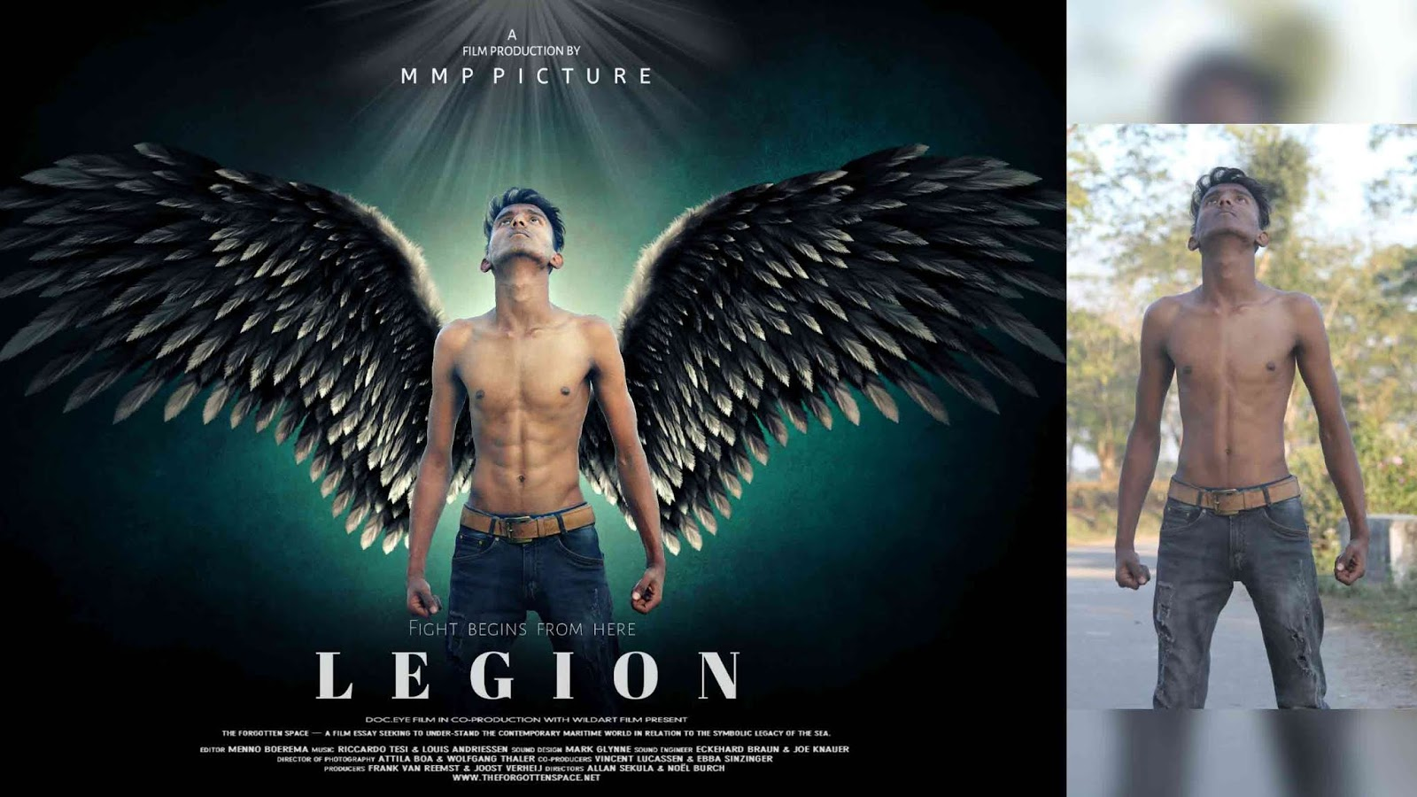 picsart action movie poster editing tutorial