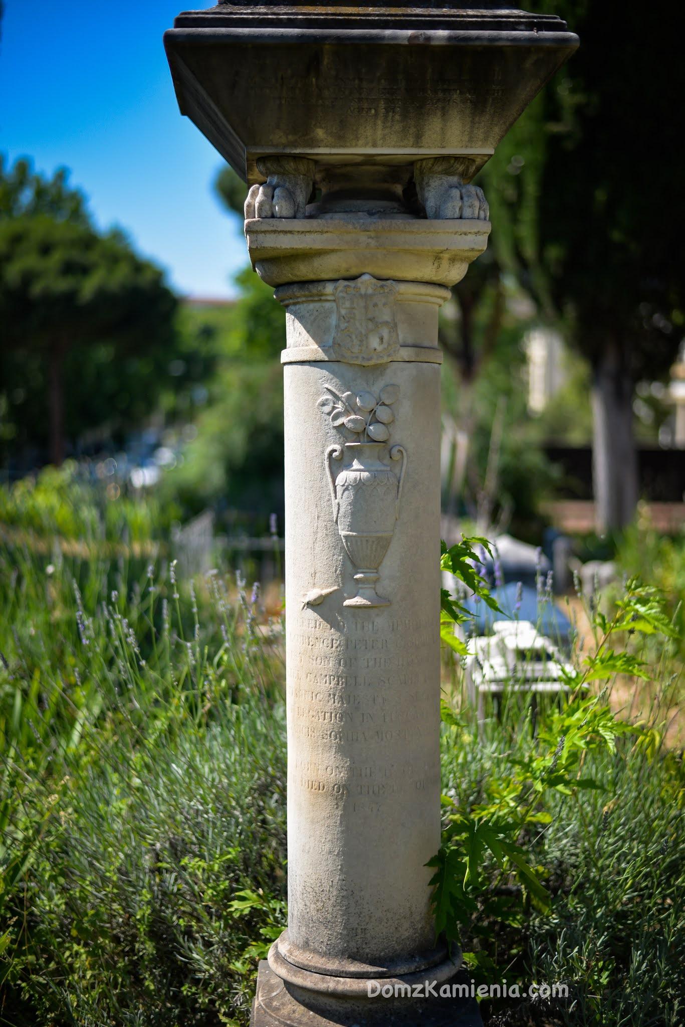 Cmentarz Anglików - Dom z Kamienia, Sekrety Florencji