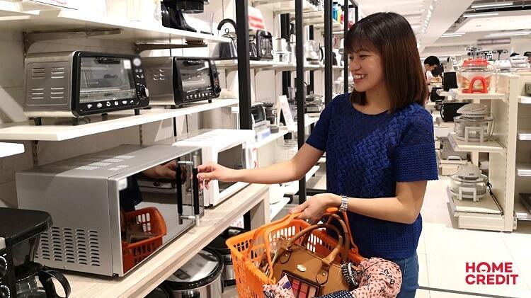 Enjoy Shopping with Home Credit's Hulog-gaan Installment Plan