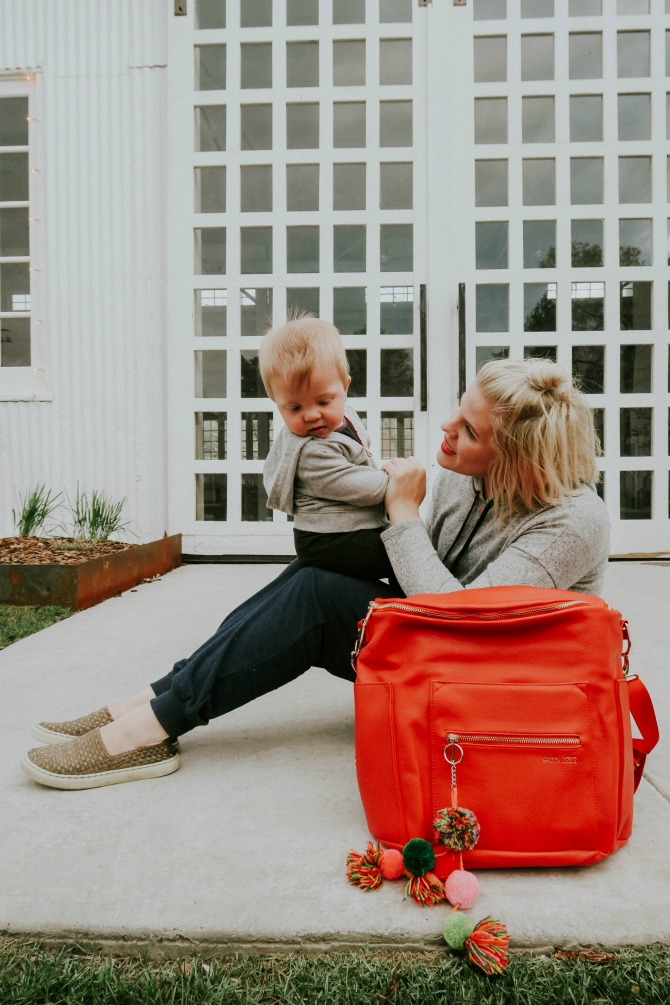 Fawn Design Diaper Bag Giveaway by lifestyle blogger Michelle from Mumsy