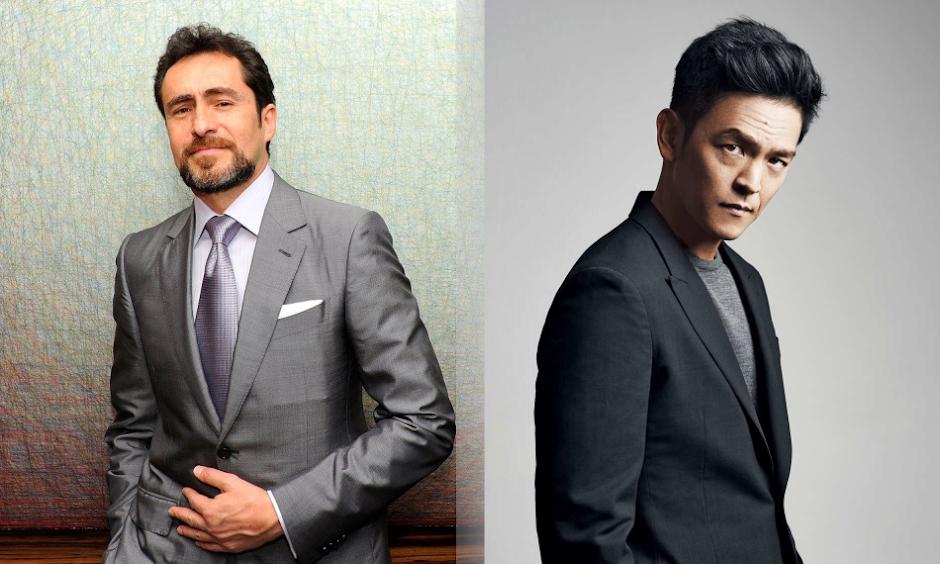 """John Cho e Demian Bichir entram para o elenco do remake de """"O Grito"""""""