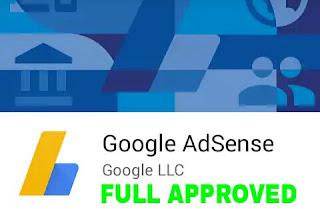 Cara Supaya Diterima Google Adsense