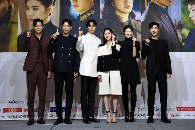 pemain drama korea the king eternal monarch