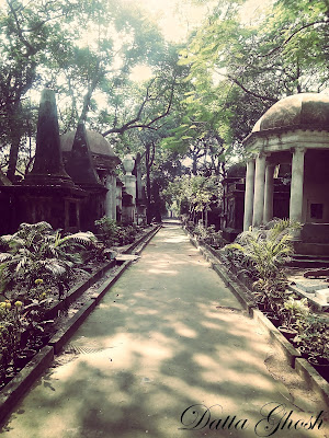 South Calcutta Cemetry