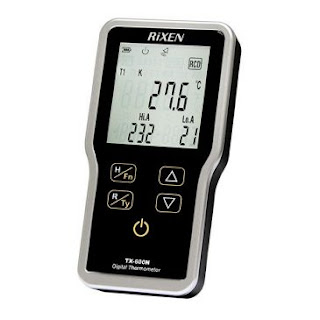 TX-600N Data logging Digital Thermometer