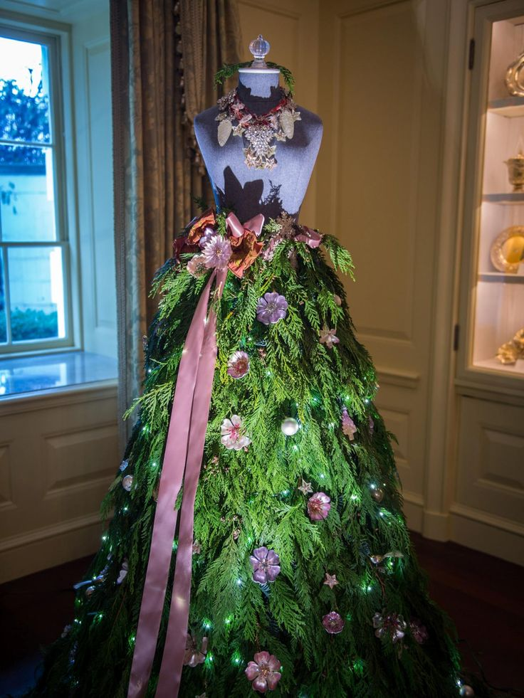 Christmas Tree Mannequin Dress.Dress Form Mannequin Christmas Trees South Shore