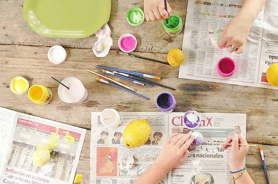 Things To Do At Home Now That You Finally Have the Time, painting