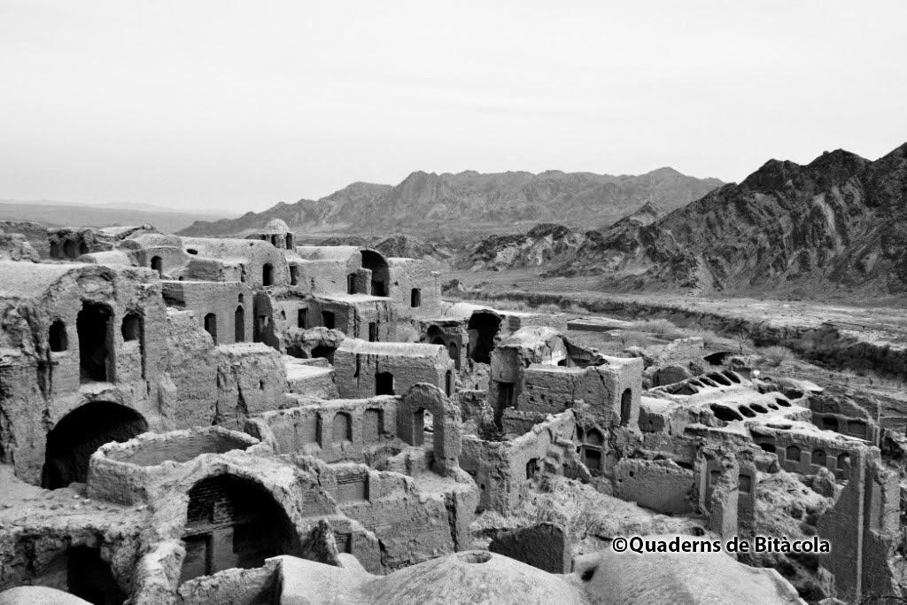 Kharanaq. records d'un poble abandonat de l'Iran ~ Quaderns de bitàcola