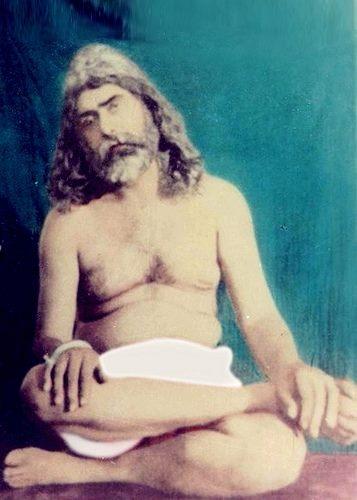 Anwar Shah Sufi Ghotki Before Shower Picture
