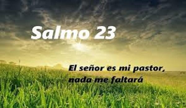 Salmo 23 devocional