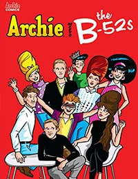 Read Archie Meets The B-52s online