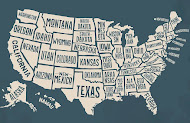 50 US State Names Project
