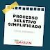 Prefeitura de Maruim divulga edital do Processo Seletivo Simplificado