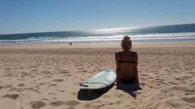 Portugal Bericht Surfen Peniche