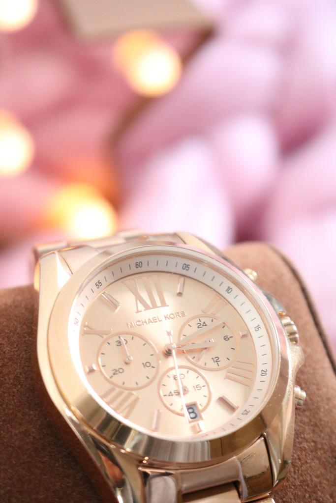 Michael Kors Watch ft. Plus Watches - www.ofbeautyandnothingness.co.uk