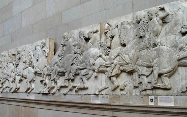 Trophies for the Empire: The case of the Parthenon Sculptures