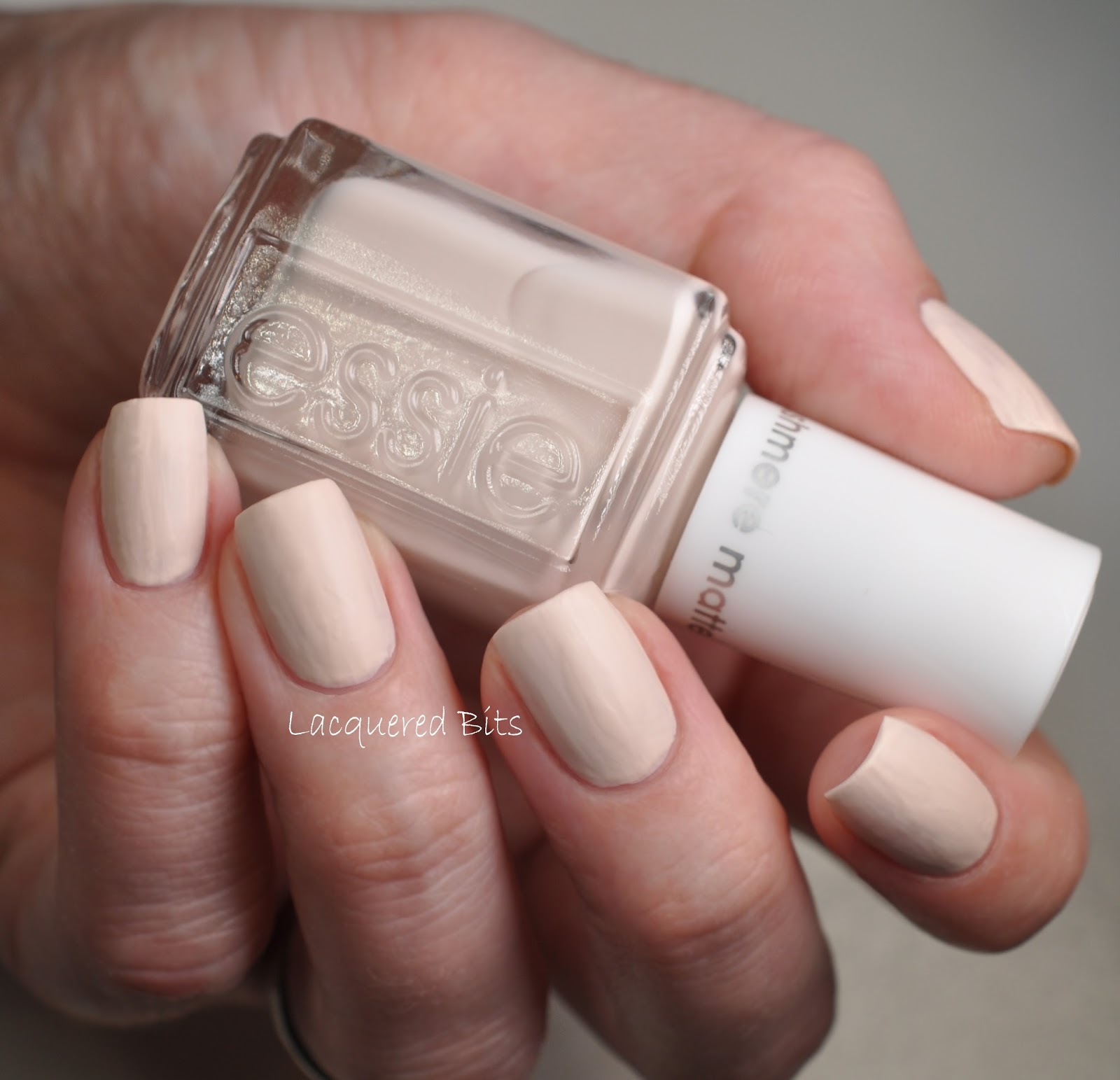 Wrap Me Up Essie Cashmere Matte 2015