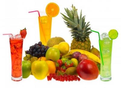 Φτιάξτε φυσικούς χυμούς φρούτων