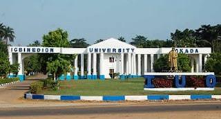 igbinedion university okada courses