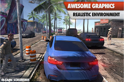 Racing Horizon Unlimited Race APK MOD